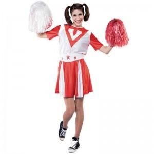 Disfraz de Cheerleader, animadora