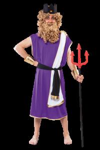 Disfraz de Neptuno Adulto