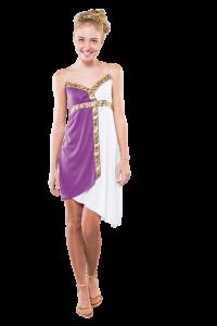 Disfraz de Romana Adulto