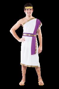 Disfraz de Romano Adulto