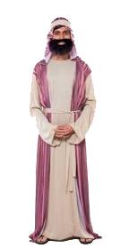 disfraz árabe moro adulto